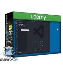 دانلود Udemy Front End Developer – HTML CSS Bootstrap JavaScript React