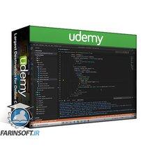 دانلود Udemy Job ready Flutter complete course with Firebase and Dart