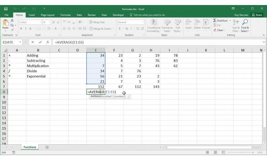 آموزش Infinite Skills Learning Microsoft Excel 2016 فرین