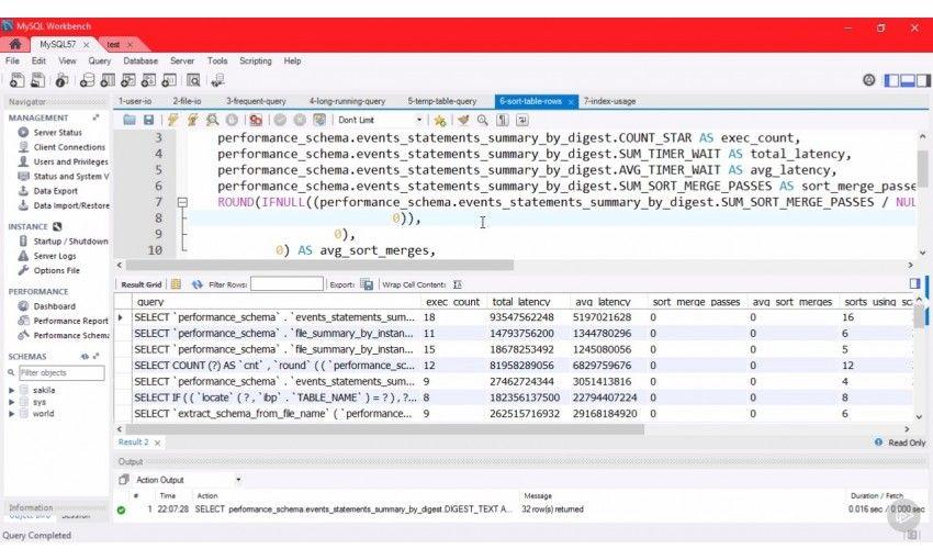 آموزش PluralSight Monitoring MySQL with Performance Schema ...