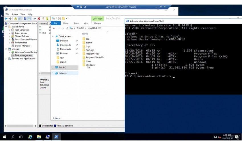آموزش Udemy Docker on Windows 10 and Server 2016 - فرین سافت