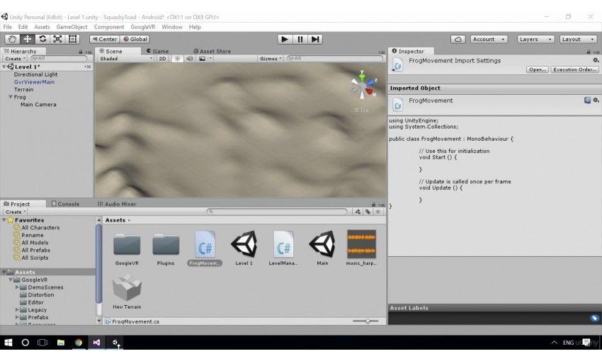 دانلود آموزش Udemy ake Mobile VR Games in Unity with C# for Google