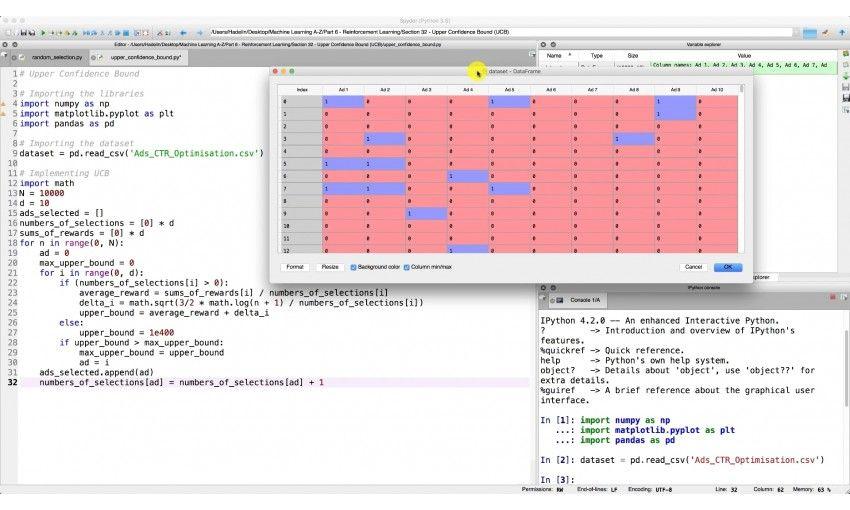superdatascience machine learning