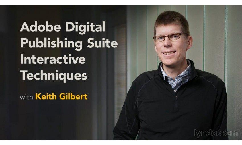 Lynda Adobe Digital Publishing Suite Interactive