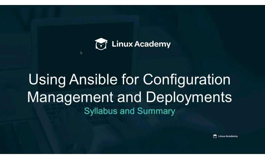 Image result for Using Ansible for Configuration Management and Deployments
