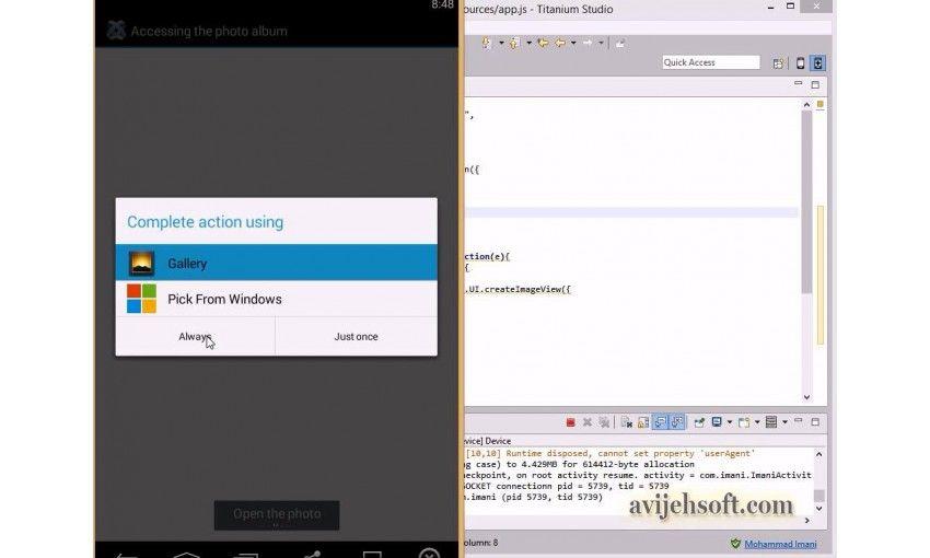 آموزش اندروید 4.0.4 - برنامه نویسی اندروید|برنامه نویسی اپلیکیشن ...... آموزش اندروید 4 به زبان فارسی - برنامه نویسی اندروید|برنامه نویسی .