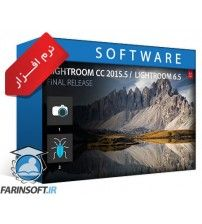 نرم افزار Adobe Lightroom 6.5 برای سیستم عامل مک