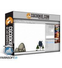 آموزش CG Cookie CGCookie - Concept Cookie the pixel course