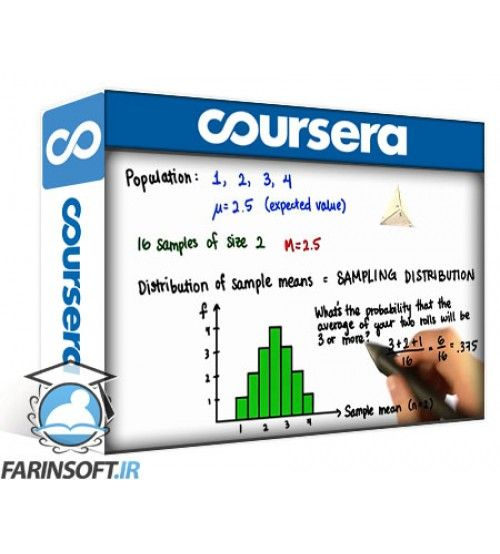 آموزش Coursera Intro to Descriptive Statistics - Mathematics for Understanding Data