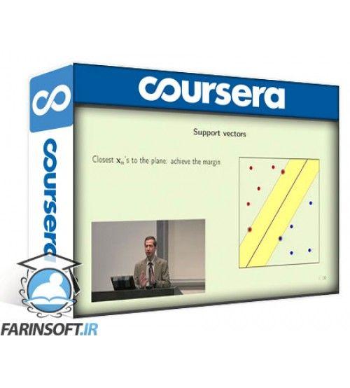آموزش Coursera Coursera California Institute of Technology : Machine Learning - Learning From Data