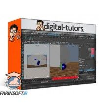 آموزش Digital Tutors Animate and Rig a Bouncing Ball in Maya