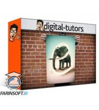 آموزش Digital Tutors Creating a Low-Poly Poster in CINEMA 4D and Photoshop