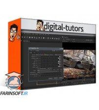 آموزش Digital Tutors Intermediate to Advanced AOV Manipulation Techniques in NUKE
