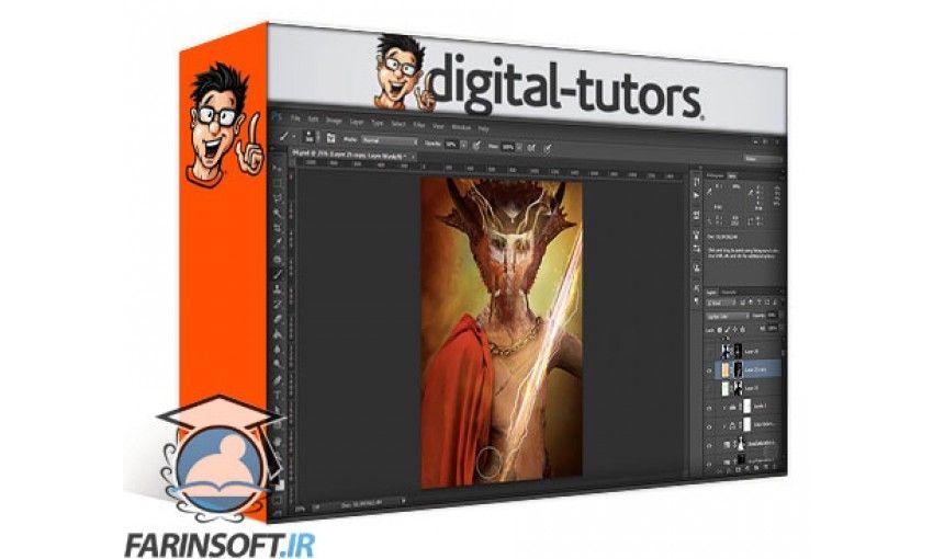 Photo Manipulation Techniques Character Design Process : آموزش digital tutors photo manipulation techniques