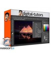 آموزش Digital Tutors Harnessing the Power of Photoshop Actions