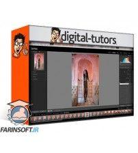 آموزش Digital Tutors Advanced Editing Workflows in Lightroom