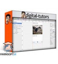 آموزش Digital Tutors Creating a Style Guide with Sketch