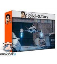 آموزش Digital Tutors Compositing CG into Live Action for Production in NUKE