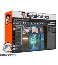 آموزش Digital Tutors Creating Gameplay Systems using Blueprint Features in Unreal Engine