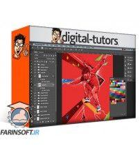 آموزش Digital Tutors Infusing Energy into Illustrations using Adobe CC