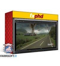 آموزش FXphd FXPHD - VFX301 Tornado Destruction Project, Part 1 - 2