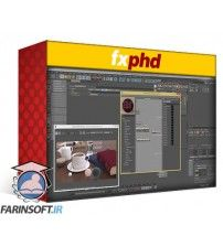 آموزش FXphd Using Arnold in Cinema 4D