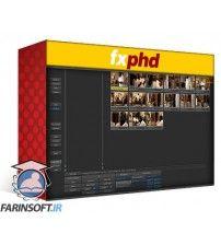آموزش FXphd Flame Smoke Expressions and More