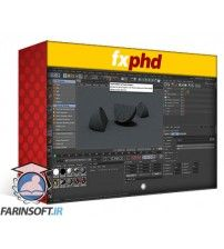 آموزش FXphd Procedural Layer Shader Techniques in Cinema 4D