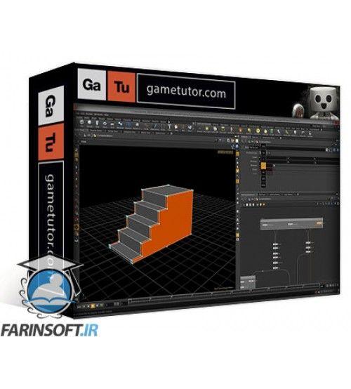 آموزش GameTutor Intro to Procedural Modeling