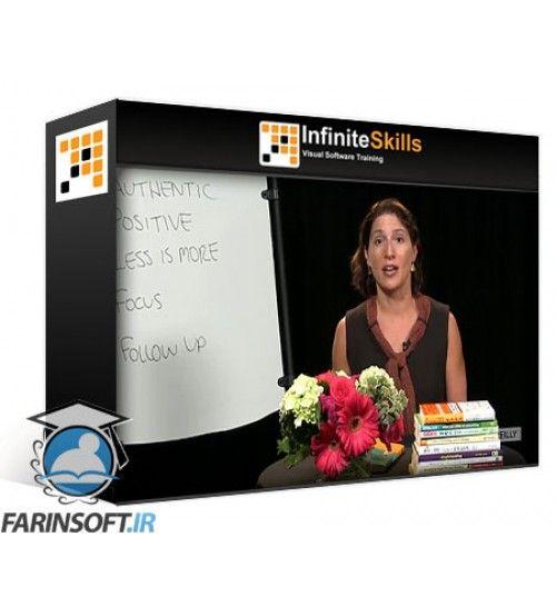 آموزش InfiniteSkills Networking for People Who Hate Networking Training Video