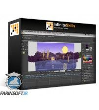 آموزش InfiniteSkills Learning Anime Studio Pro 11 Training Video