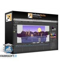 آموزش InfiniteSkills Learning Anime Studio Pro 11 Training Video