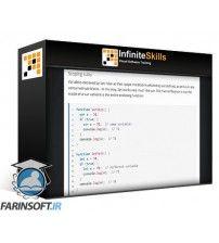 آموزش InfiniteSkills Whats New in JavaScript Training Video