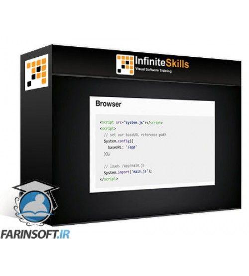 آموزش InfiniteSkills Getting Ready for Angular 2 Training Video
