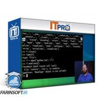 آموزش IT Pro TV Python Programming