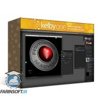 آموزش KelbyOne Master FX: 3D Logo Design in Adobe Photoshop