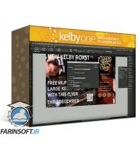 آموزش KelbyOne Adobe InDesign Basics: Creating a Custom Flyer for Your Business