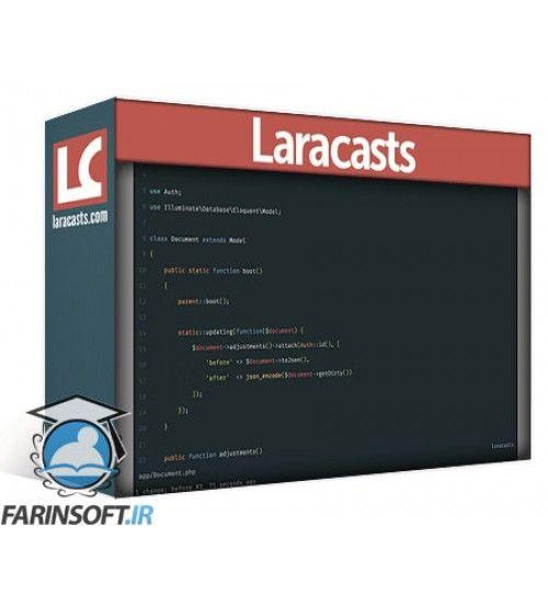 آموزش LaraCasts Eloquent Techniques