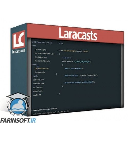 آموزش LaraCasts Russian-Doll Caching in Laravel