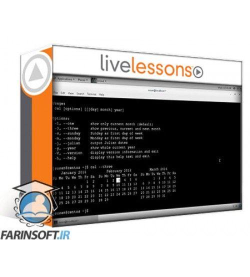 آموزش LiveLessons Linux Command Line