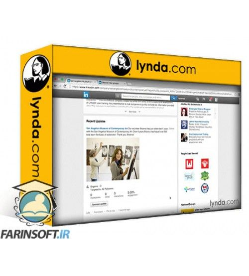 آموزش Lynda Social Media for Nonprofits
