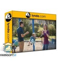 آموزش Lynda Kids Photography: In Parks at Play