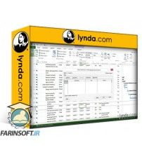 آموزش Lynda Managing Subcontractor Projects with Microsoft Project