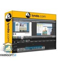 دانلود آموزش Lynda Camtasia Studio 8 Essential