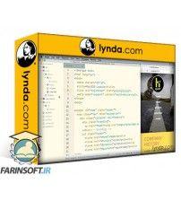 آموزش Lynda Lynda Building a Responsive Single-Page Design with PostCSS