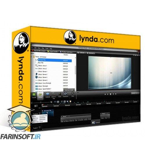 آموزش Lynda Screencasting Fundamentals