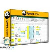 دانلود آموزش Lynda Excel 2016: Advanced Formulas and Functions