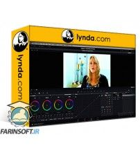آموزش Lynda DaVinci Resolve 12 Essential Training