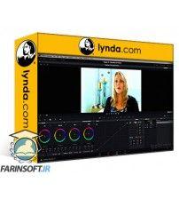 آموزش Lynda DaVinci Resolve 12 Essential Training