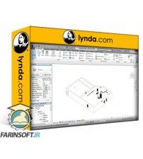 دانلود آموزش Lynda MEP Families in Revit